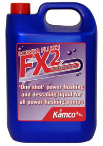 FX2 Power flush