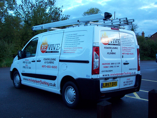 Central Heating Engineer Stevenage Hertfordshire