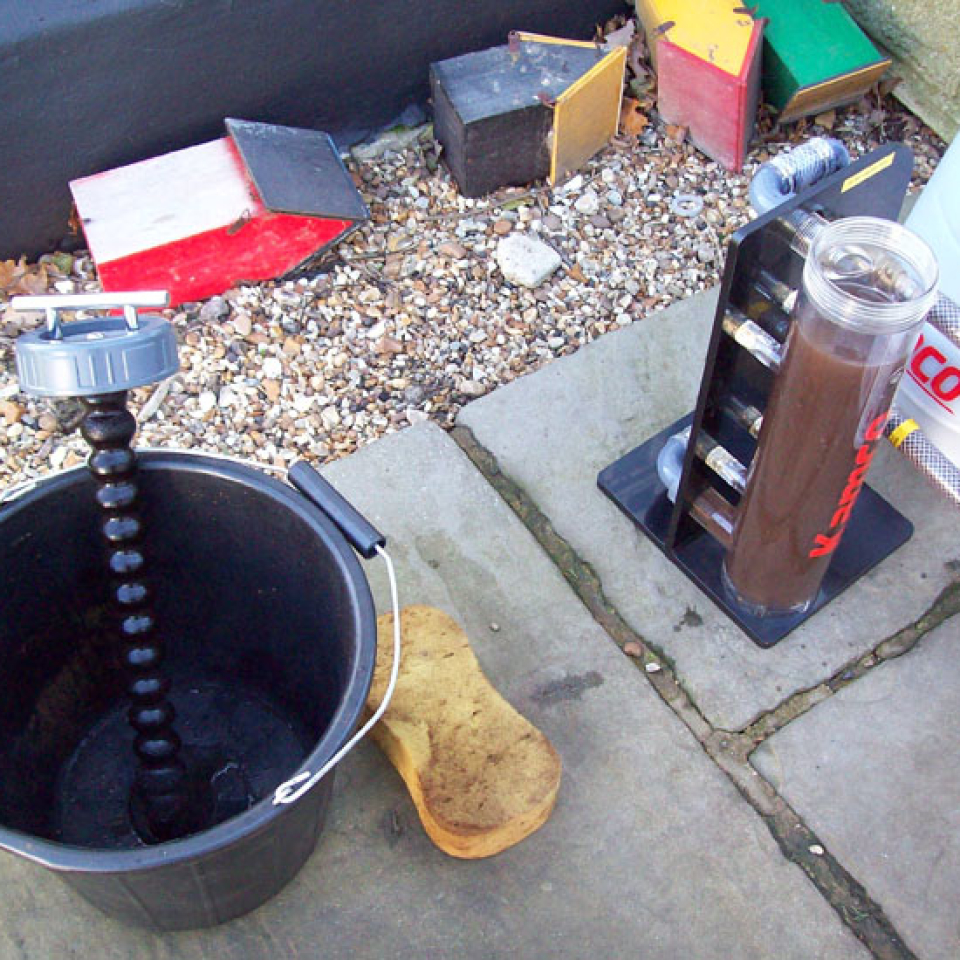 Power Flushing Service Herts