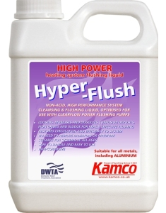 Kamco hyperflush nonacid power flushing