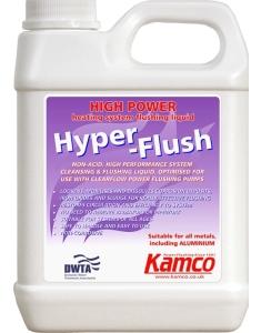 Kamco hyperflush nonacid power flushing
